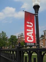 CAL U banner
