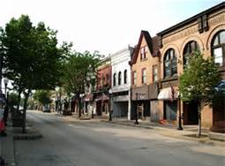 charleroi commercial district