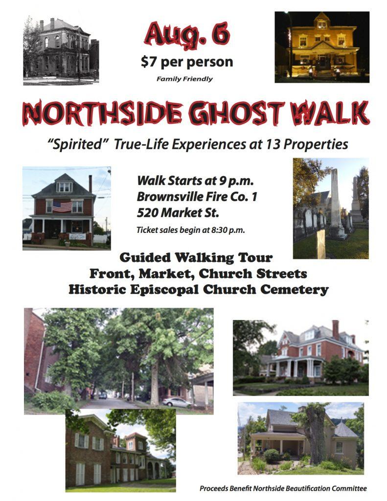 2016 August Northside Ghost Walk