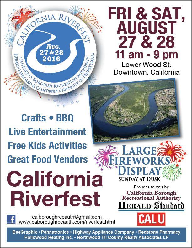 Cal U Riverfest