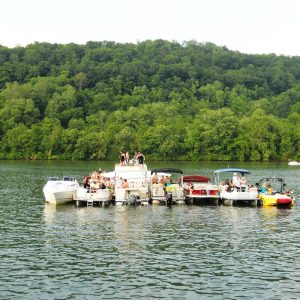Rices Landing Riverfest is a Mon River Town annual event.