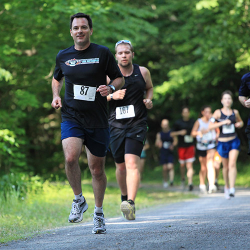 Deckers Creek Trail Run