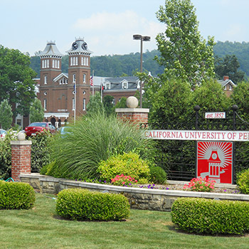 California University of Pennsylvania Campus
