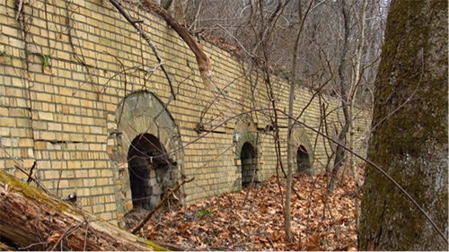 Coke Ovens in Marianna