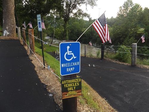 Marianna Wheelchair Accessible Boat Ramp