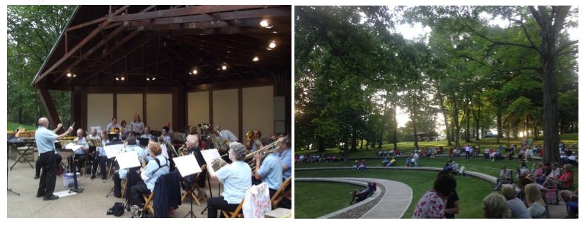 Monessen Outdoor Concert Series