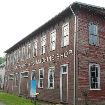 Foundry and Machine Shop