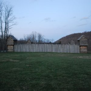 Prickett's Fort Historic Area River Towns PA